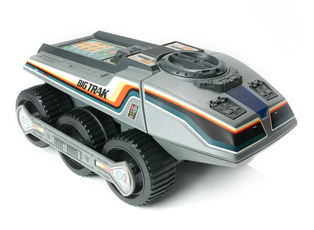 Big Trak: One of the hottest selling toys in 1979