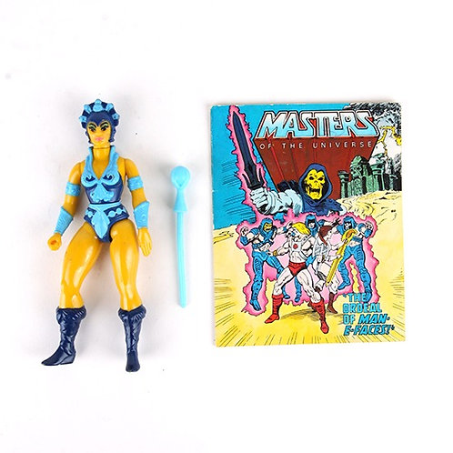 Evil-Lyn - Vintage 1983 Masters of the Universe - Action Figure - Mattel