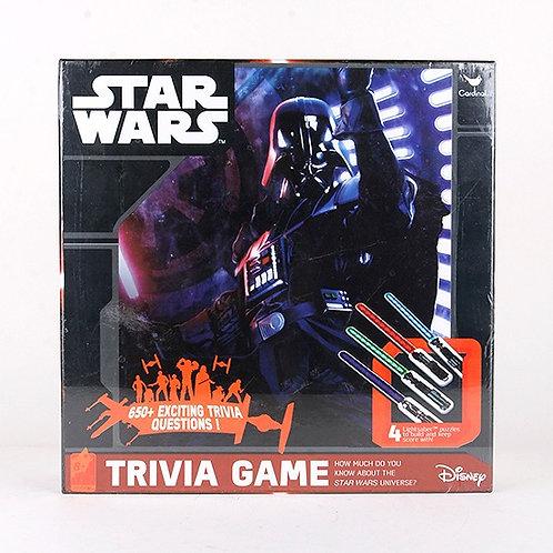 Star Wars - Classic Disney Trivia Game - Cardinal
