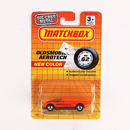 Oldsmobile Aerotech #62 - Classic 1992 Matchbox - Die Cast Vehicle