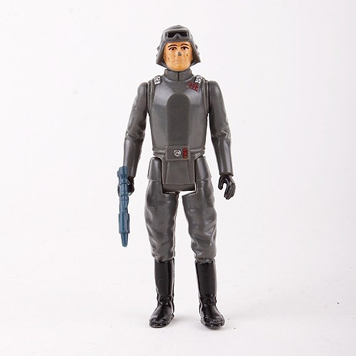 AT-AT Commander - Vintage 1980 Star Wars - Action Figure - Kenner