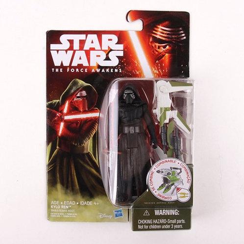 Kylo Ren - Modern 2015 Star Wars The Force Awakens - Hasbro