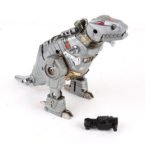 Grimlock - Vintage 1984 G1 Transformers Dinobot - Hasbro / Takara