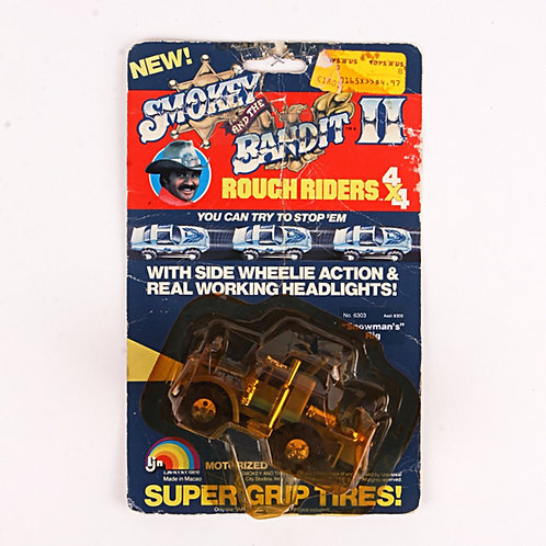 Smokey and the Bandit II - Snowman's Rig - Vintage 1981 Rough Riders - Ljn Toys