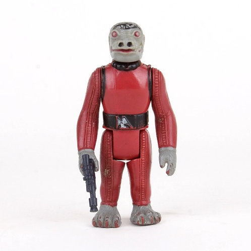 Snaggletooth - Vintage 1978 Star Wars - Action Figure - Kenner (1)