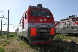 Улан-Удэнский ЛВРЗ «ЛокоТех» освоил ремонт новой серии электровоза