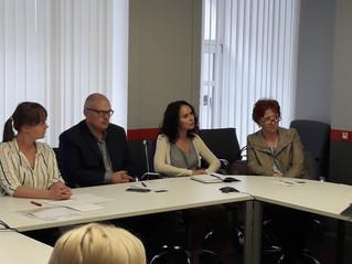 Состоялось очередное заседание совместной рабочей группы НП ГЖТ и ЦФТО по автоматизации отдельных эт