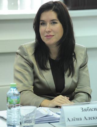 Включение Зябкиной Алёны Александровны в состав Комитета РСПП по международному сотрудничеству