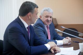Заседание секции Экспертного Совета по развитию железнодорожного транспорта при Комитете Государстве