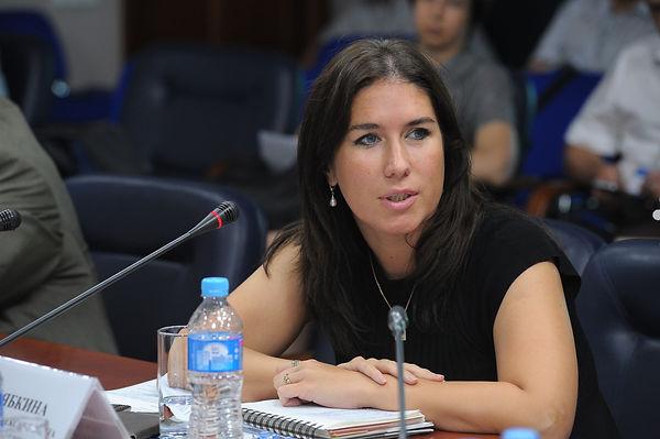 Зябкина Алёна Александровна, президент НП ГЖТ