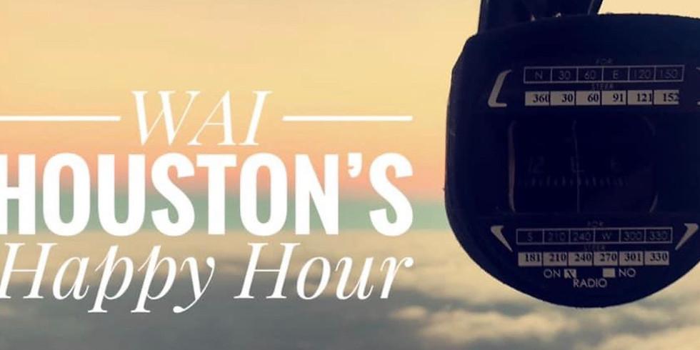 WAI Houston's Happy Hour (Members Meeting)