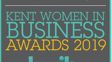 Kent Women in Business Awards 2019 - Kizzie Nicholson (Finalist)
