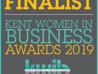Kent Women in Business Awards 2019 - Kizzie Nicholson (Finalist)