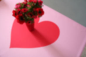 TAMUK-valentines heart table.jpg
