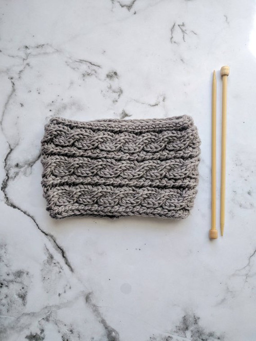 Cable Lovers Ear Warmer Cable Knit Ear Warmer Pattern
