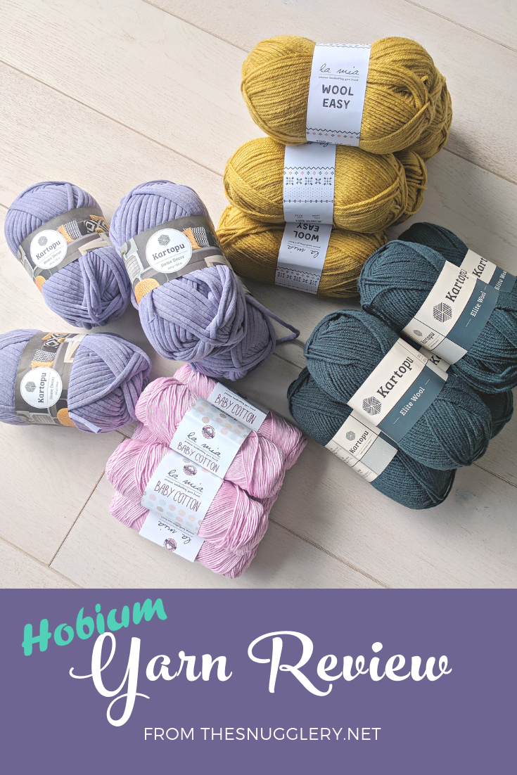 The Best Yarns for Arm Knitting - Updated!