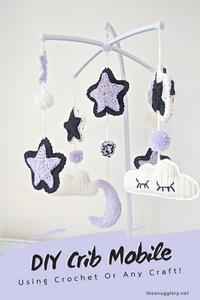 Crochet Crib Mobile