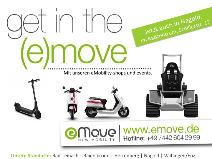 emove - new mobility