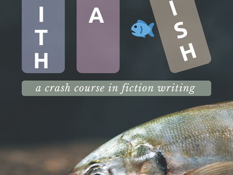 If You Write Fiction, This Is for You!