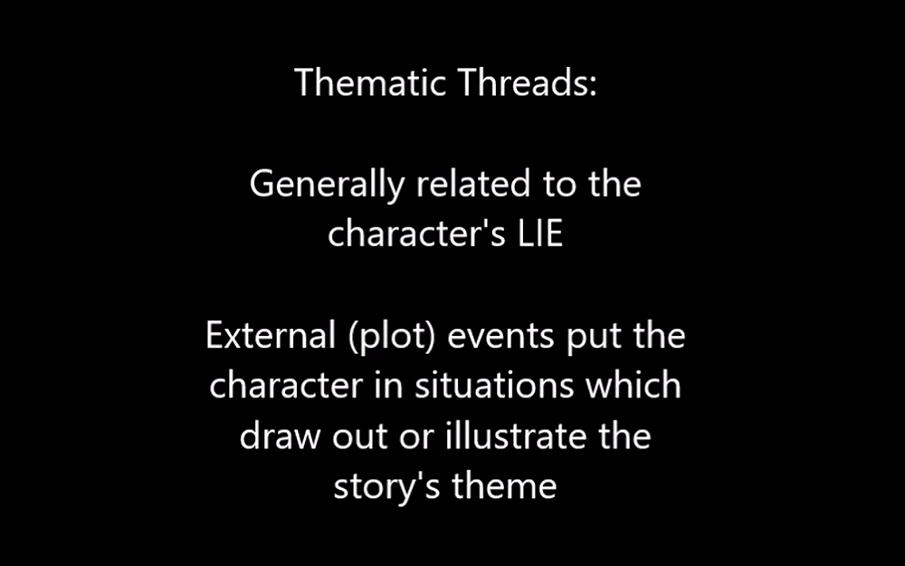 ThematicThreads