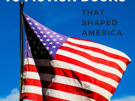 19 Fiction Books That Shaped America
