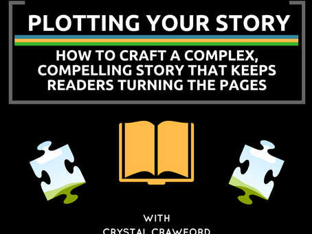 Plotting Your Story, Step #5: Revelations