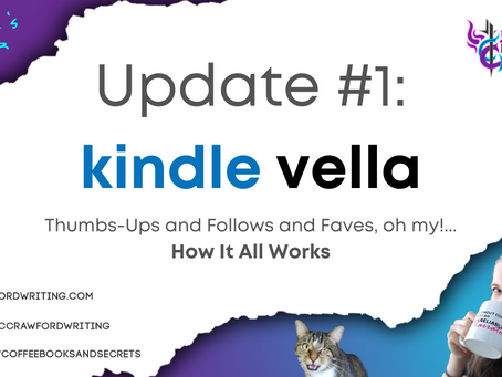 Kindle Vella Update - How It All Works!