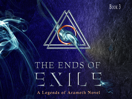 Ends of Exile Audiobook now available!