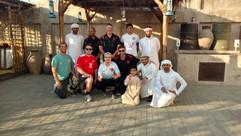 Emirates & Oman 2017