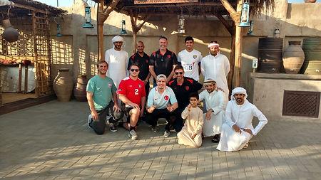 United Arab Emirates Friendships