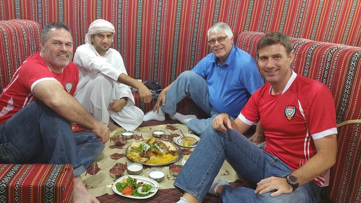 Emirates & Oman 2016
