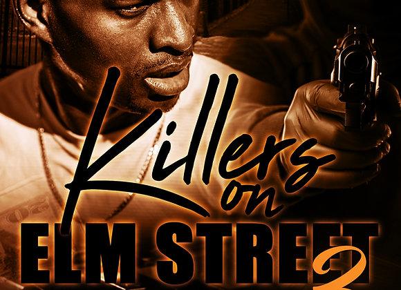 Killers On Elm Street 3 by Romell Tukes
