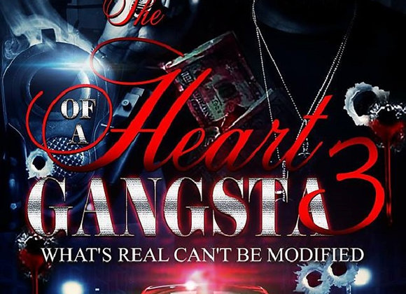 The Heart of a Gangsta Part 3 by Jerry Jackson