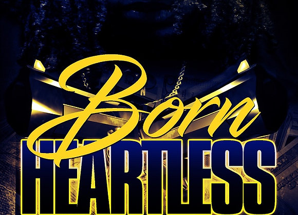 Born Heartless by T.J Edwards
