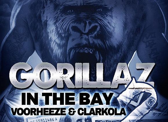 Gorillaz in The Bay Part 2 by De'Kari