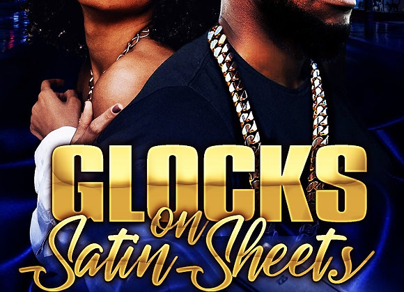 Glocks On Satin Sheets by Adrian Dulan