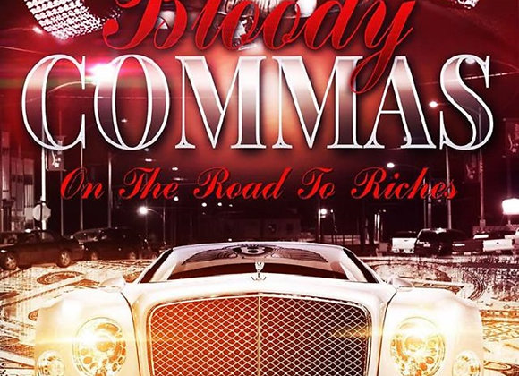 Bloody Commas by T.J Edwards