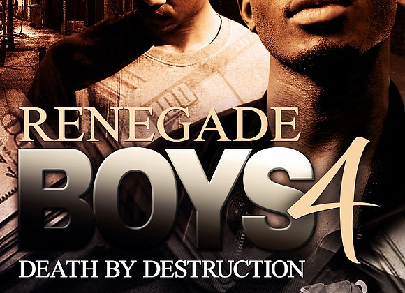 Renegade Boys Part 4 by Meesha