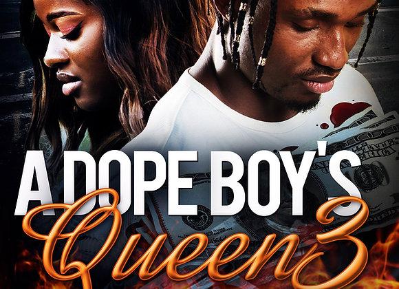 A Dope Boy's Queen 3 by Aryanna