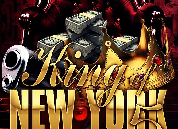 Kings of New York Part 5 by T.J. Edwards
