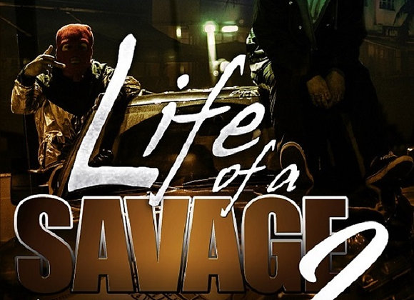 Life of A Savage Part 2 by Romell Tukes
