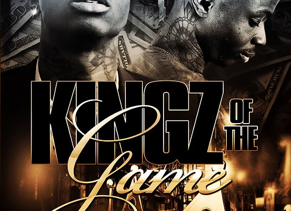 Kingz of The Game by Playa Ray