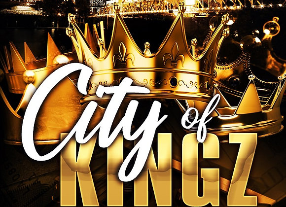 City Of Kingz by Chris Green