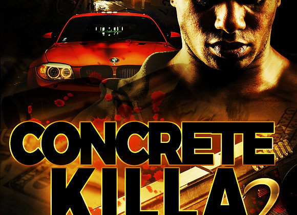 Concrete Killa 2 by Kingpen
