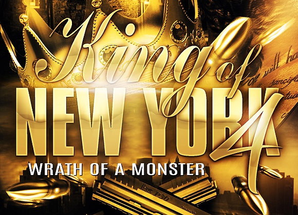 King of New York Part 4 by T.J. Edwards