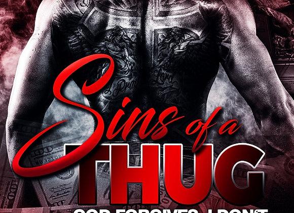 Sins of A Thug by Monet Dragun