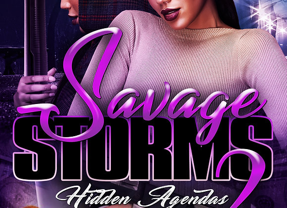 Savage Storms 2 by Meesha