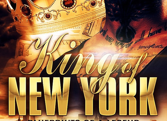 Kings of New York by T.J. Edwards
