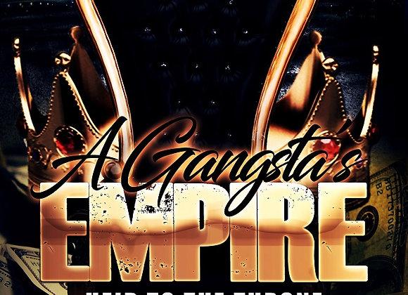 A Gangsta's Empire by Tranay Adams