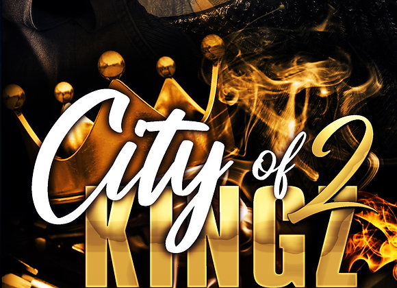 City Of Kingz 2 by Chris Green